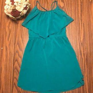American Eagle | Green Mini Dress